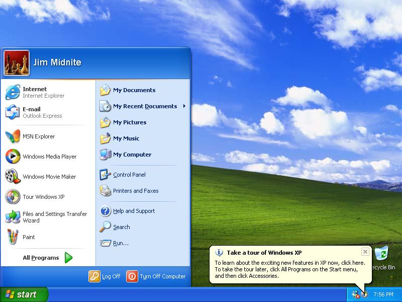 Il supporto per Windows XP terminerà fra un anno