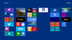 Disponibile l'aggiornamento a Windows 8.1