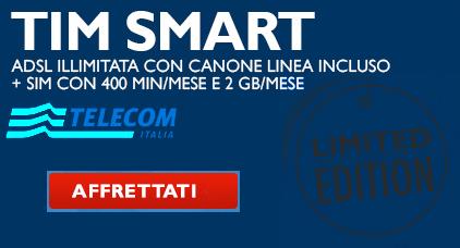 TIM Smart – Telefoni e navighi senza limiti e senza sorprese