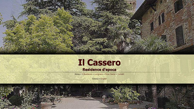 Residence d'Epoca Il Cassero on line