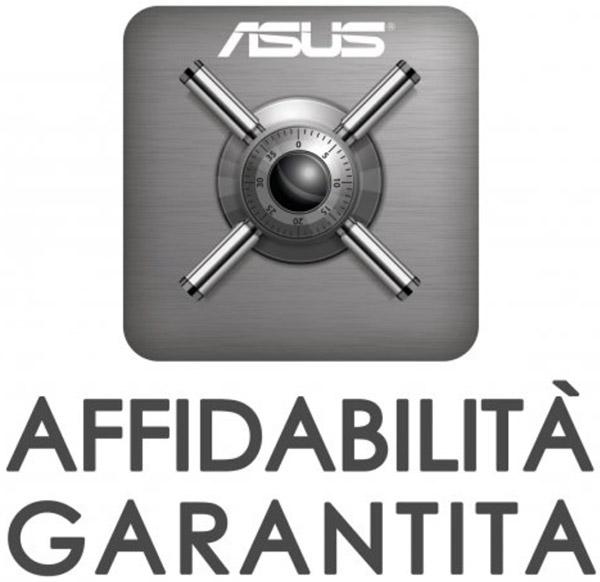 Affidabilità garantita: promozione ASUS!