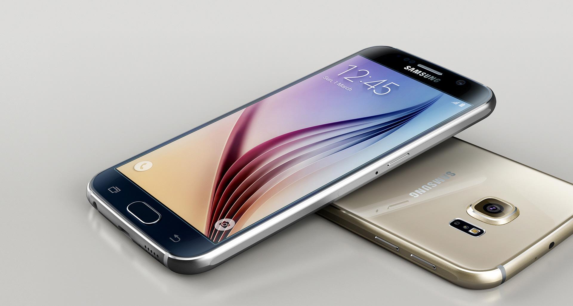 E' arrivato un Samsung Galaxy S6 bianco 32Gb