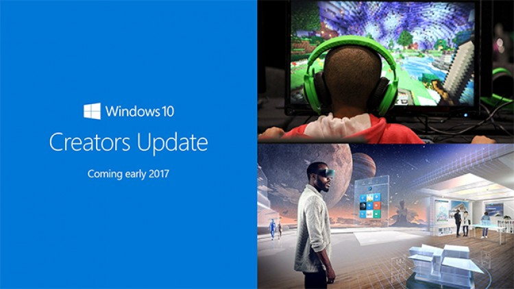 In arrivo Windows 10 Creators Update