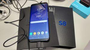 Samsung Galaxy S8 a 23 € al mese