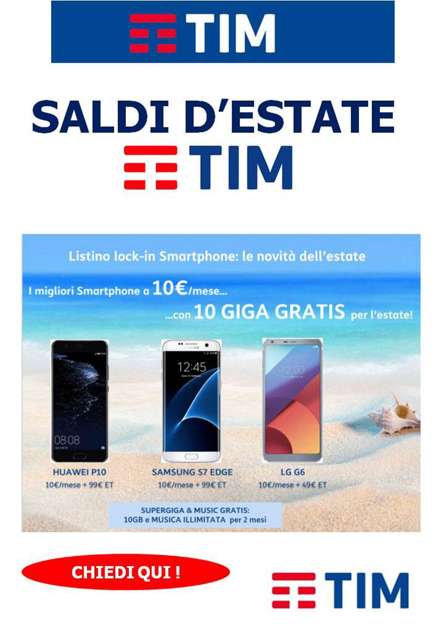 Read more about the article Saldi d'estate TIM