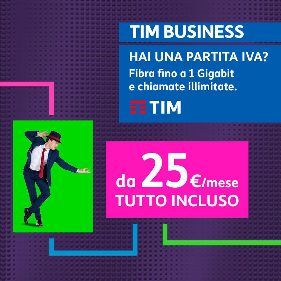 Offerta TIM per clienti con P.IVA!!!!